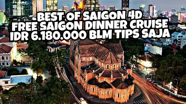 BEST OF SAIGON 4D