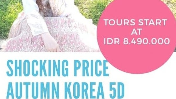 5D SHOCKING PRICE KOREA