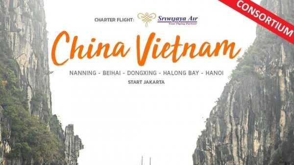 China Vietnam (with Halong)